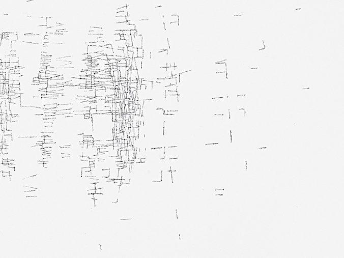 MacDowell_#2 Detail Drawing by Nelleke Beltjens