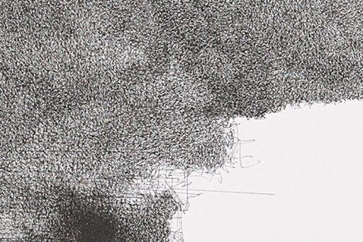 Complex#3 Detail Drawing by Nelleke Beltjens
