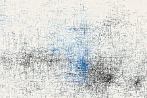 Incomplete #7 Detail Drawing by Nelleke Beltjens