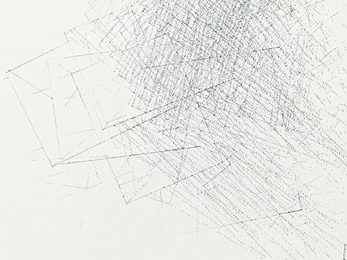 Apparently #5 Detail th Detail Drawing by Nelleke Beltjens