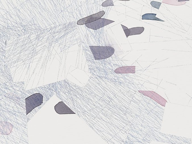 changeability #1 Detail Drawing by Nelleke Beltjens