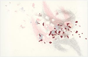 irresistible non-solution #13 Drawing by Nelleke Beltjens
