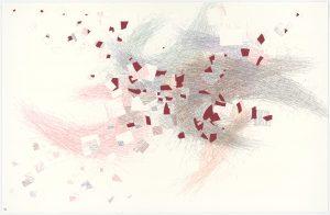 irresistible non-solution #14 Drawing by Nelleke Beltjens