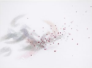 irresistible non-solution #6 Drawing by Nelleke Beltjens