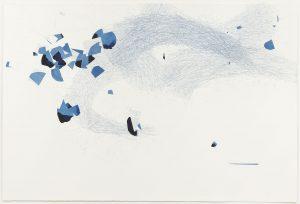 it happens #1 Drawing by Nelleke Beltjens