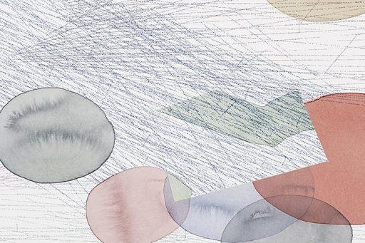Detail The Suns #1 Drawing by Nelleke Beltjen